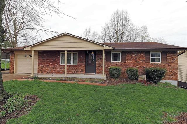 213 S Forester Drive, Cape Girardeau, MO 63701 (#19019902) :: The Becky O'Neill Power Home Selling Team