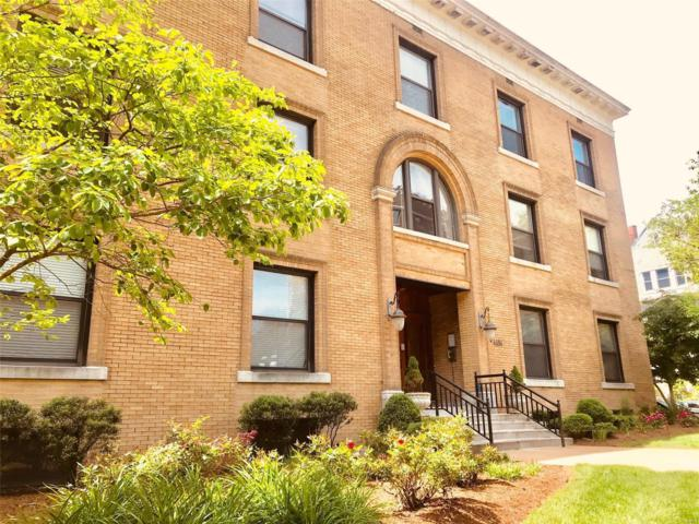 4496 Maryland Avenue 2C, St Louis, MO 63108 (#19021186) :: Holden Realty Group - RE/MAX Preferred
