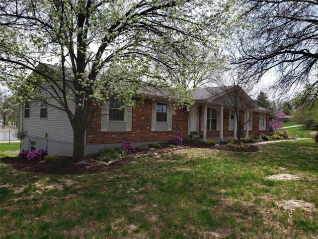 1602 Duvall Court, Dardenne Prairie, MO 63368 (#19021528) :: The Kathy Helbig Group