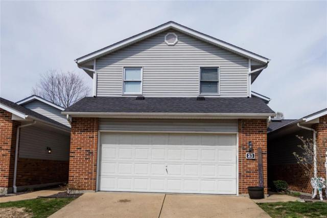 23 Fieldcrest Drive, Columbia, IL 62236 (#19021643) :: Holden Realty Group - RE/MAX Preferred