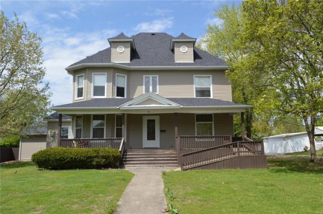 214 E N Main, Carrollton, IL 62016 (#19022648) :: Clarity Street Realty