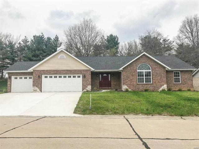 141 Wild Rose Drive, Belleville, IL 62221 (#19023334) :: Kelly Hager Group   TdD Premier Real Estate
