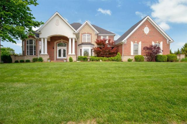 5350 Lancelot Drive, Weldon Spring, MO 63304 (#19025212) :: Kelly Hager Group | TdD Premier Real Estate