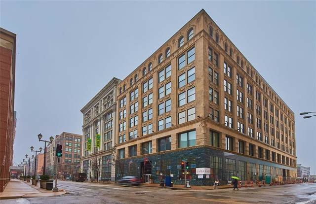 901 Washington Avenue #208, St Louis, MO 63101 (#19025231) :: RE/MAX Professional Realty