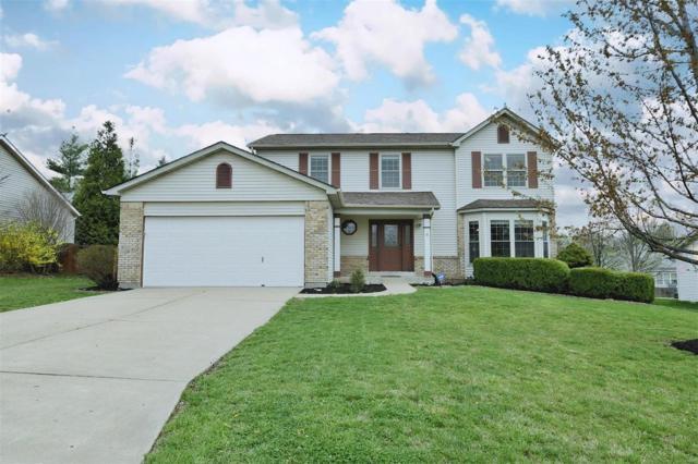 7289 Van Gogh, Dardenne Prairie, MO 63368 (#19025692) :: PalmerHouse Properties LLC