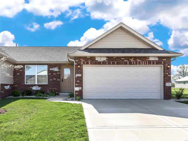 2053 Briarbend Court, Maryville, IL 62062 (#19026090) :: RE/MAX Professional Realty