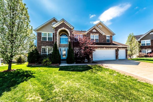 14 Sunset Pointe, Wentzville, MO 63385 (#19026216) :: St. Louis Finest Homes Realty Group