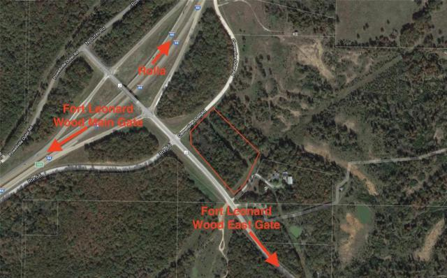0 4.98 Acres/State Route J, Newburg, MO 65550 (#19026444) :: RE/MAX Professional Realty