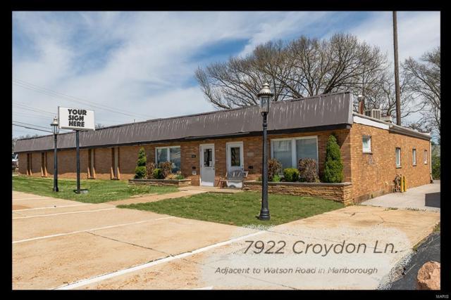 7922 Croydon, St Louis, MO 63123 (#19026587) :: Clarity Street Realty