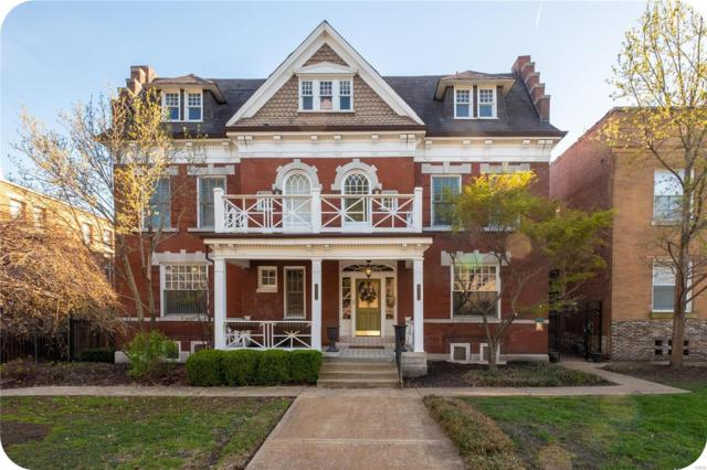 4354 Maryland Avenue, St Louis, MO 63108 (#19026703) :: PalmerHouse Properties LLC