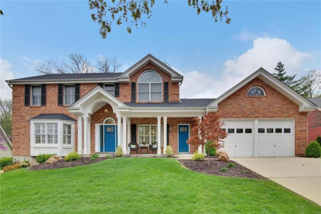 736 Woodridge Heights Court, Manchester, MO 63011 (#19026912) :: The Becky O'Neill Power Home Selling Team