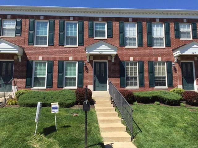 429 Parkview Place, Ellisville, MO 63021 (#19026929) :: PalmerHouse Properties LLC
