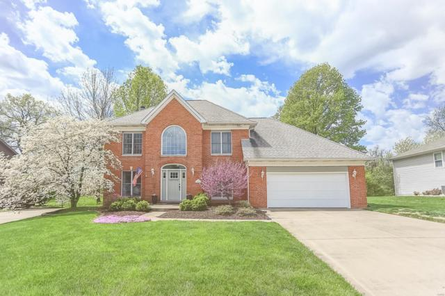 912 Stone Creek Lane, Belleville, IL 62223 (#19027255) :: Holden Realty Group - RE/MAX Preferred
