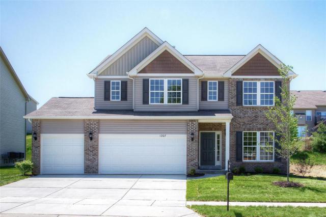 225 Barrington Ridge Lane, O'Fallon, MO 63366 (#19027727) :: St. Louis Finest Homes Realty Group