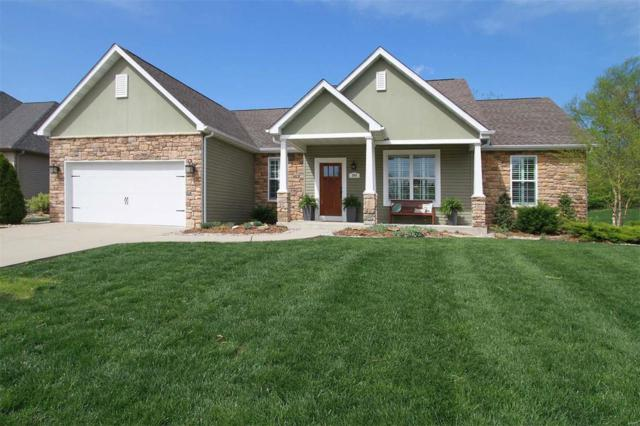 309 Shea Court, Edwardsville, IL 62025 (#19028209) :: Holden Realty Group - RE/MAX Preferred
