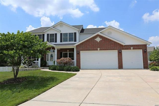 1809 Jacobs Circle, Saint Peters, MO 63376 (#19028358) :: The Becky O'Neill Power Home Selling Team
