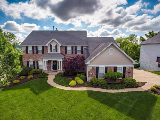 9350 Caddyshack Circle, Sunset Hills, MO 63127 (#19028370) :: The Becky O'Neill Power Home Selling Team