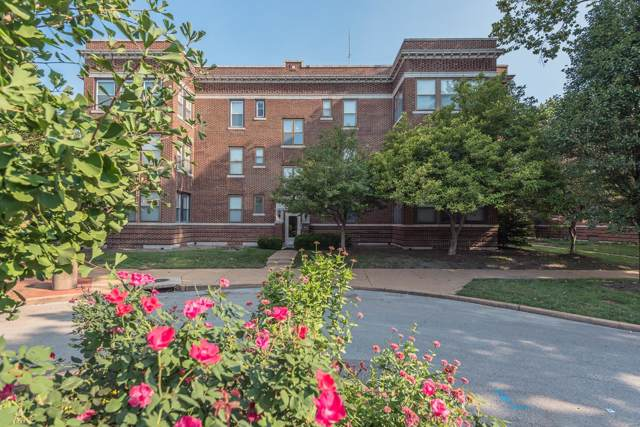 5683 Waterman 2E, St Louis, MO 63112 (#19028417) :: RE/MAX Professional Realty