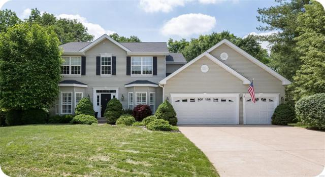 1104 New Ballwin Oaks, Ballwin, MO 63021 (#19028547) :: Kelly Hager Group | TdD Premier Real Estate