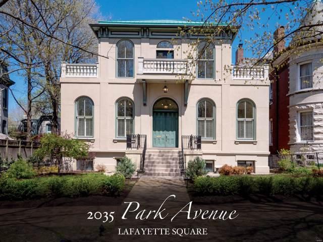 2035 Park Avenue, St Louis, MO 63104 (#19028548) :: Peter Lu Team