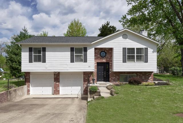 331 Reindeer, Manchester, MO 63021 (#19028787) :: The Becky O'Neill Power Home Selling Team
