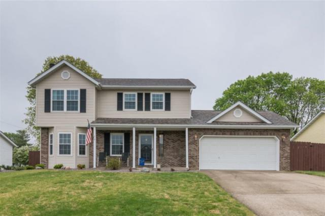 1204 Robert Drive, Maryville, IL 62062 (#19029330) :: The Becky O'Neill Power Home Selling Team