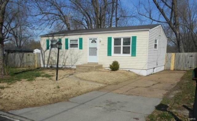 1224 Prigge Avenue, St Louis, MO 63138 (#19030864) :: The Becky O'Neill Power Home Selling Team