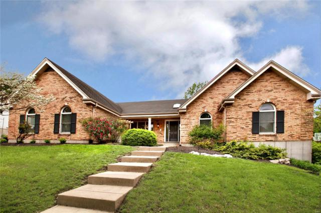 969 Burgundy Lane, Manchester, MO 63011 (#19031319) :: The Becky O'Neill Power Home Selling Team