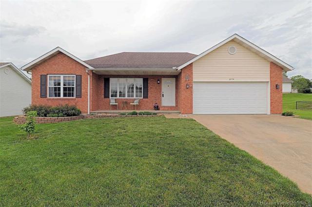 2774 Ridgeway Drive, Jackson, MO 63755 (#19032444) :: The Becky O'Neill Power Home Selling Team