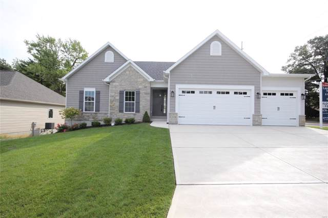 1224 John Ryan Lane, Ballwin, MO 63021 (#19033585) :: St. Louis Finest Homes Realty Group