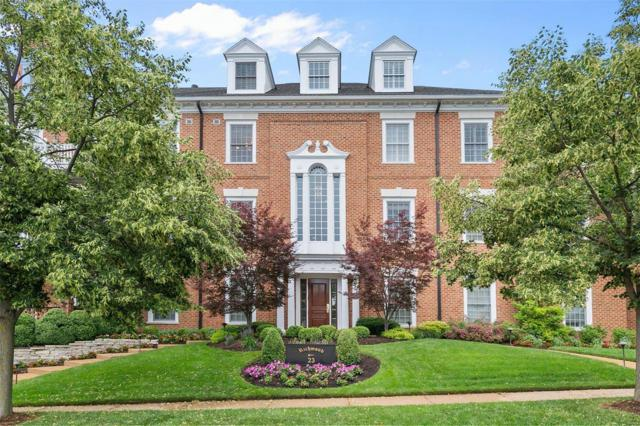 23 Topton Way 2C, Clayton, MO 63105 (#19033776) :: Holden Realty Group - RE/MAX Preferred