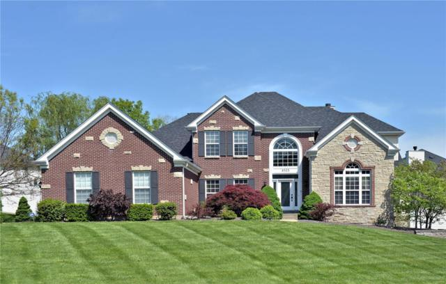 4515 Woodland Drive, Lake St Louis, MO 63367 (#19034357) :: The Becky O'Neill Power Home Selling Team