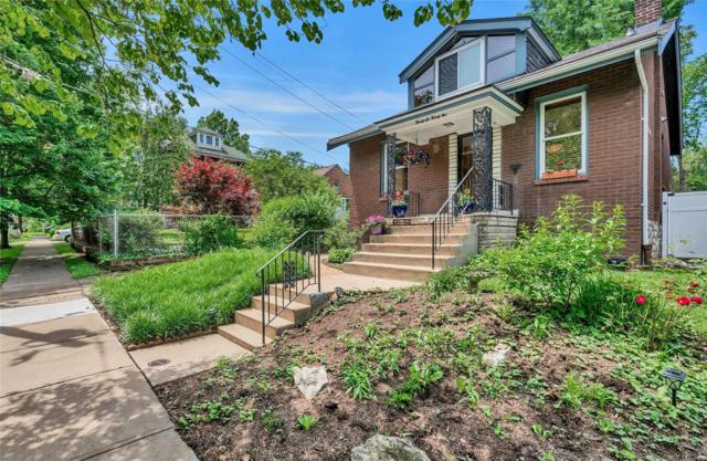 2621 Alfred Avenue, St Louis, MO 63110 (#19034582) :: Ryan Miller Homes