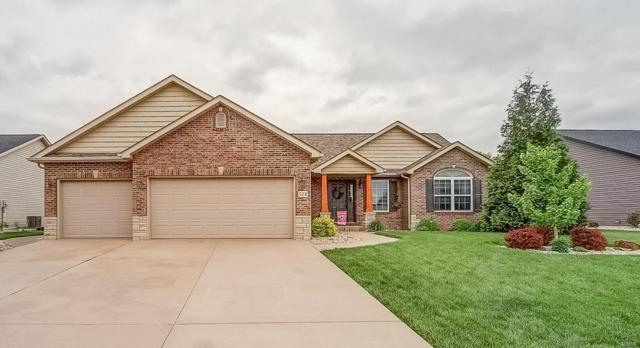 924 Indian Prairie Drive, Mascoutah, IL 62258 (#19034791) :: The Becky O'Neill Power Home Selling Team