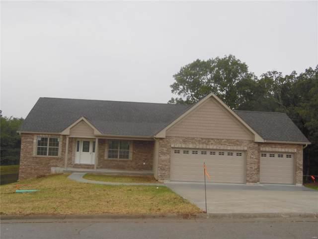 175 Rainbow Lake Drive, Villa Ridge, MO 63089 (#19034985) :: Realty Executives, Fort Leonard Wood LLC