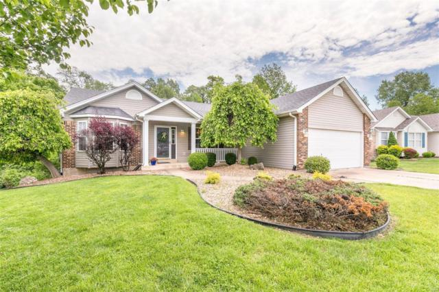 130 Butternut Stage Drive, Saint Peters, MO 63376 (#19035173) :: The Becky O'Neill Power Home Selling Team