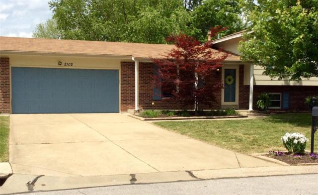 2102 Creekpoint Drive, Saint Peters, MO 63376 (#19036234) :: The Becky O'Neill Power Home Selling Team