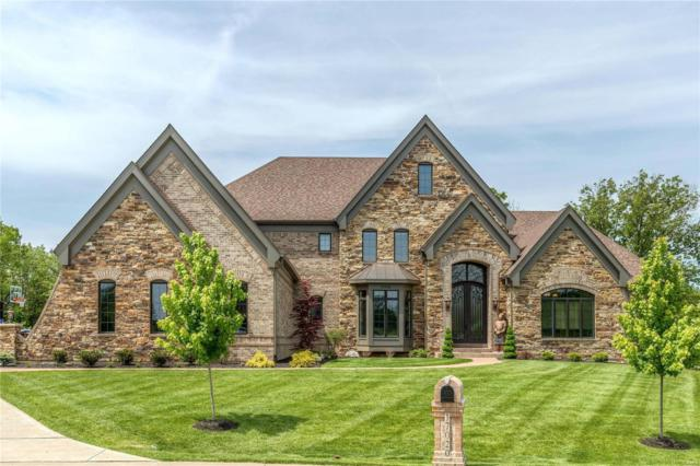 17020 Kennedy Crossing Court, Wildwood, MO 63038 (#19036242) :: The Becky O'Neill Power Home Selling Team