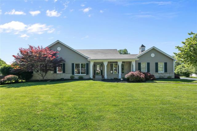 2006 Wilson Farm Court, Chesterfield, MO 63005 (#19036440) :: The Becky O'Neill Power Home Selling Team