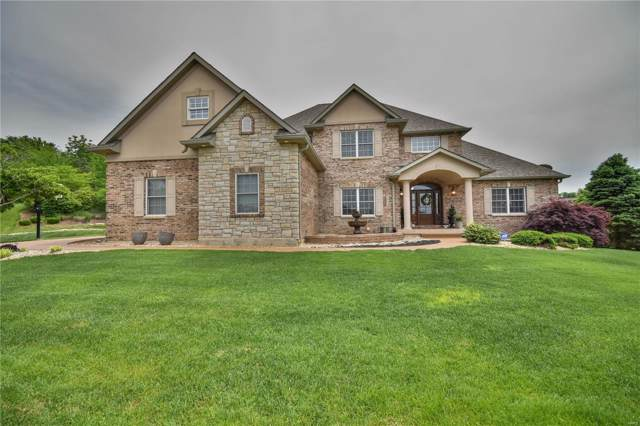 2604 Horse Crest, Washington, MO 63090 (#19037815) :: The Becky O'Neill Power Home Selling Team