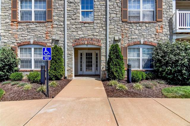 6 Monarch Trace #308, Chesterfield, MO 63017 (#19038039) :: RE/MAX Professional Realty