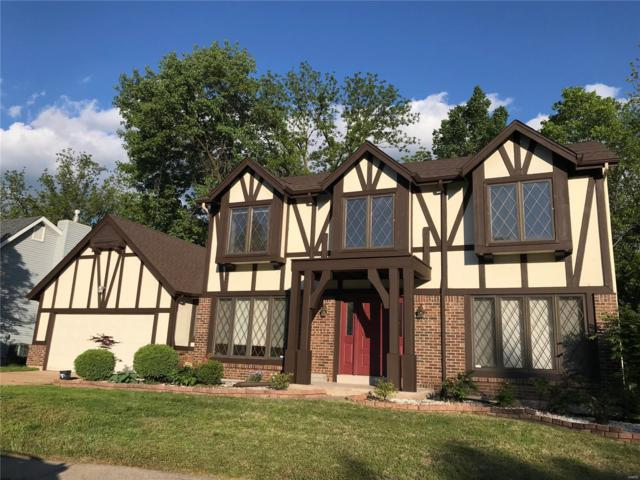 132 Mission Walk, Florissant, MO 63031 (#19038416) :: The Becky O'Neill Power Home Selling Team