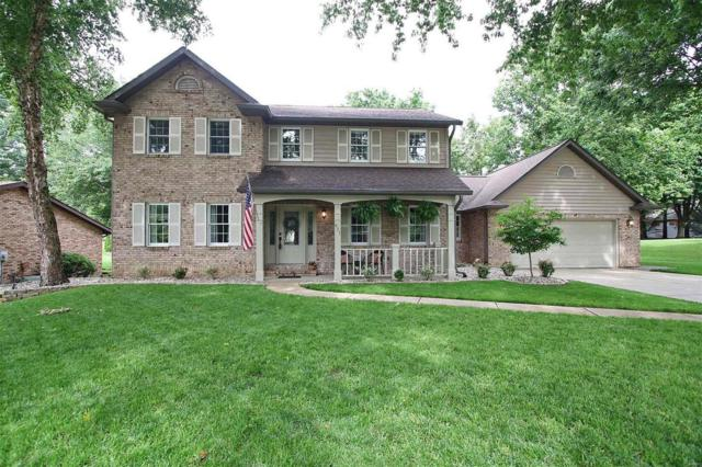 421 Springwood Drive, Belleville, IL 62220 (#19039495) :: The Kathy Helbig Group