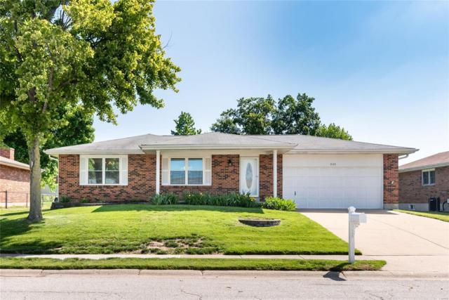3124 Kister Drive, Saint Charles, MO 63301 (#19040923) :: Clarity Street Realty