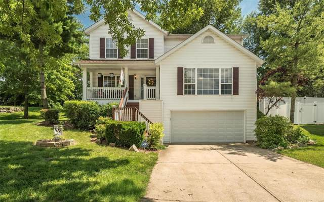 660 Canary Estates Drive, Manchester, MO 63021 (#19040941) :: The Kathy Helbig Group