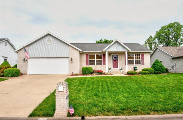 1530 Manchester, Shiloh, IL 62269 (#19041686) :: Holden Realty Group - RE/MAX Preferred