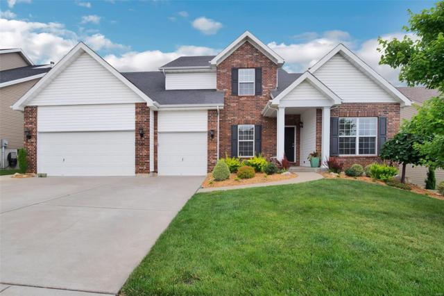 5221 Mirasol Manor Way, Eureka, MO 63025 (#19041845) :: The Kathy Helbig Group