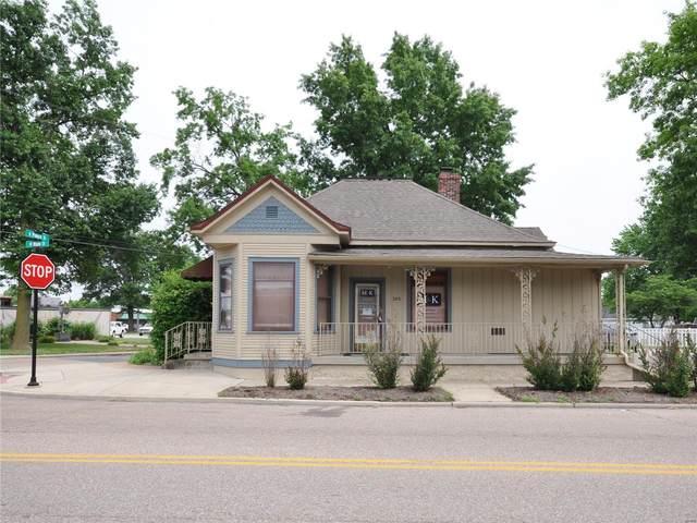 205 W Main Street, East Alton, IL 62024 (#19041851) :: RE/MAX Professional Realty