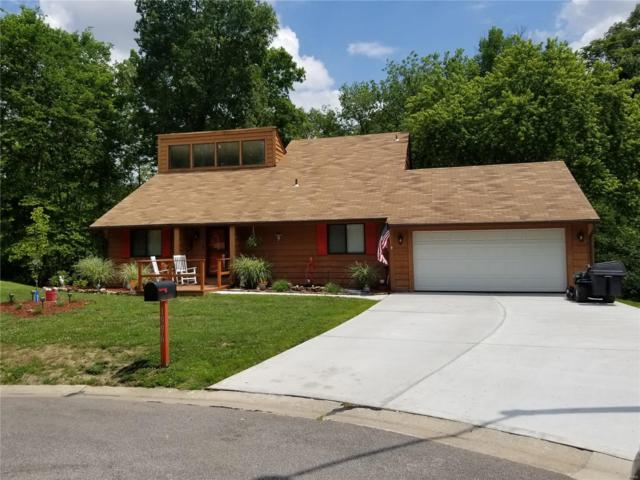 1996 Lemontree Court, Collinsville, IL 62234 (#19042361) :: Holden Realty Group - RE/MAX Preferred