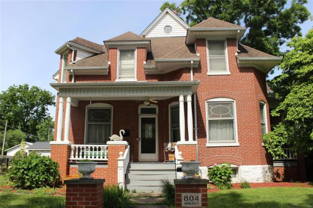 804 Walnut Street, Highland, IL 62249 (#19042490) :: RE/MAX Vision